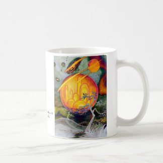 Psychedelic City Classic White Coffee Mug