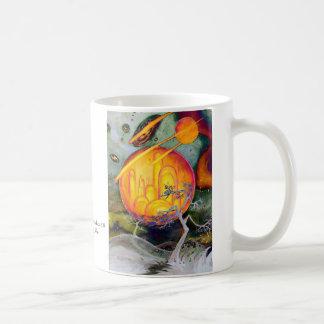 Psychedelic City Mug