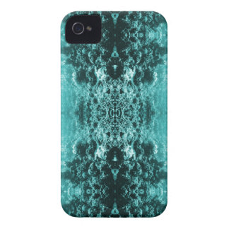 Psychedelic Coral Reef Symetry iPhone 4 Cases