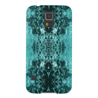 Psychedelic Coral Reef Symetry Galaxy S5 Case