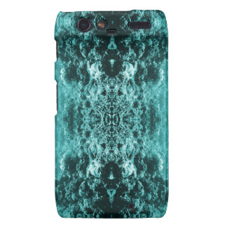 Psychedelic Coral Reef Symetry Droid RAZR Case