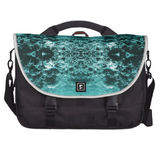 Psychedelic Coral Reef Symetry Bag For Laptop