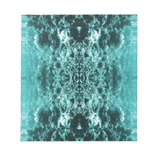 Psychedelic Coral Reef Symetry Note Pads