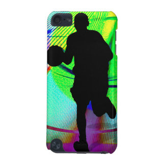 Psychedelic Court Basketball iPod Touch (5th Generation) Cover
