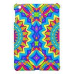 Psychedelic Design - Very Colorful iPad Mini Case