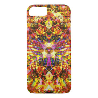 Psychedelic DMT Cool Cat iPhone 7 Case