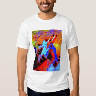 Psychedelic Donkey T Shirt