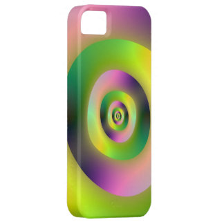 Psychedelic Doughnuts iPhone SE/5/5s Case
