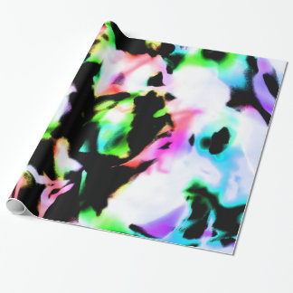Psychedelic Dream Gift Wrap