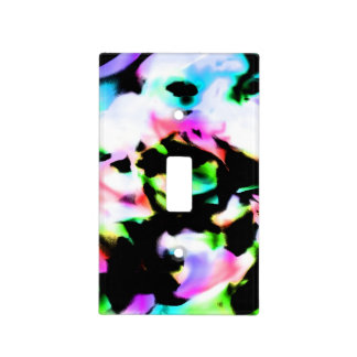 Psychedelic Dream Light Switch Cover