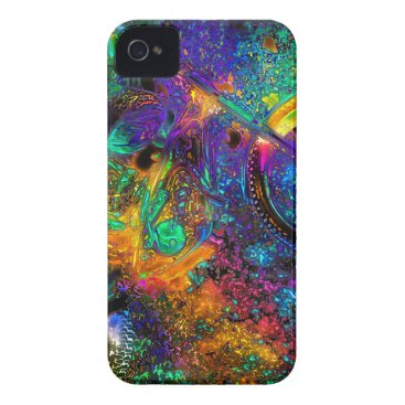 Psychedelic dream - Motocross Racer Case-Mate iPhone 4 Case