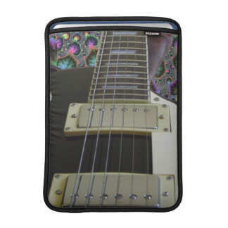 Psychedelic Electric Guitar Cases and Sleeves