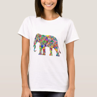 Psychedelic Elephant T-Shirt