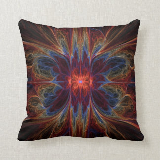 Psychedelic Emination - American MoJo Pillow