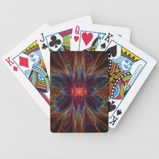 Psychedelic Emination - Bicycle playing cards