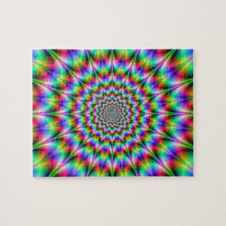 Psychedelic Explosion Puzzle