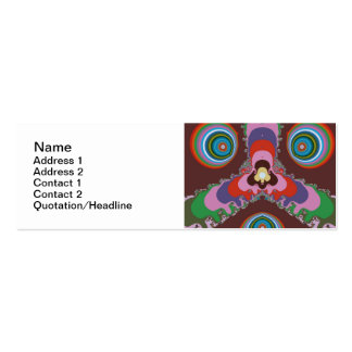 Psychedelic Eyes Business Cards