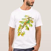 Psychedelic Fantasy Sea Dragon Seahorse T-Shirt