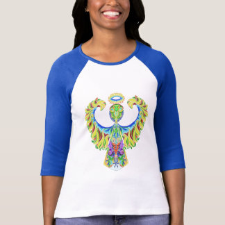 Psychedelic Flash ~Christmas~ Soft Jersey T-shirt