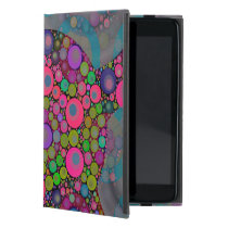 Psychedelic Floating Bubbles Case For iPad Mini