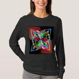 Psychedelic Flower Fractal Shirt