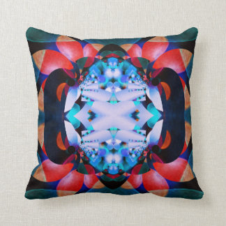 Psychedelic Flower Inner Light Cushion