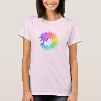 Psychedelic Flowers T-Shirt
