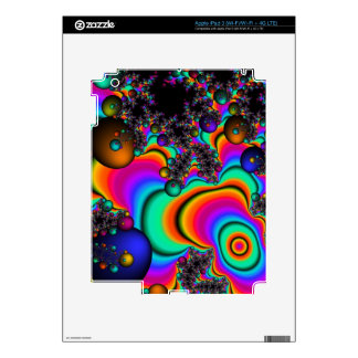 psychedelic fractal art skins for iPad 3