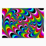 Psychedelic - Fractal Card
