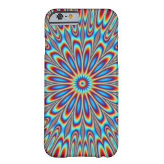 Psychedelic Fractal Barely There iPhone 6 Case