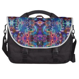 Psychedelic Fractal Design R5K4A Commuter Bags