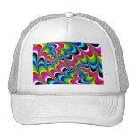 Psychedelic - Fractal Hat