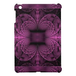 Psychedelic Fractal iPad Mini Cases