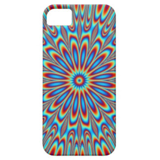 Psychedelic Fractal iPhone SE/5/5s Case