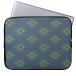 Psychedelic Fractal Pattern Laptop Sleeve