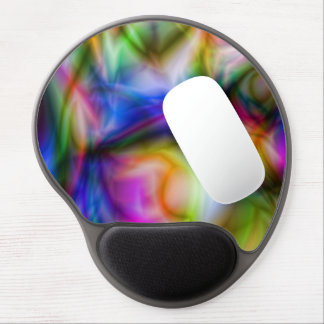 Psychedelic Gel Mouse Pad