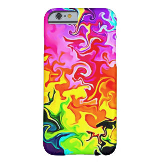 Psychedelic Genie Smoke Bomb Barely There iPhone 6 Case