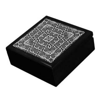 Psychedelic Geometrica 01 Lacquered Gift Box