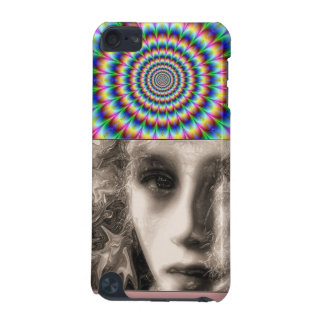 Psychedelic Ghost iPod Touch 5G Cover