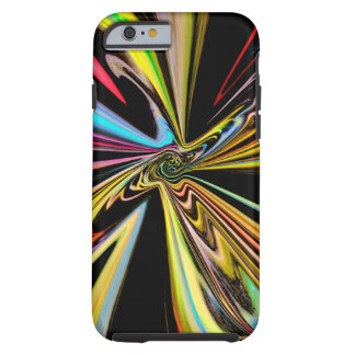 psychedelic| graphic|Art|cool|Hippie|spacy| Tough iPhone 6 Case