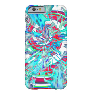 psychedelic| graphic | Art|cool|Hippie|spacy| Barely There iPhone 6 Case