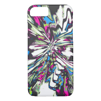 psychedelic| graphic | Art|cool |psychedelia | Hi iPhone 8/7 Case