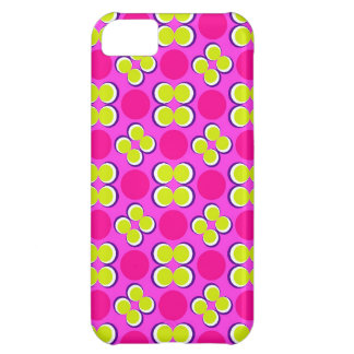 Psychedelic Green and Pink iPhone 5 Cover