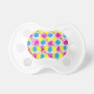 Psychedelic Grill Pacifier