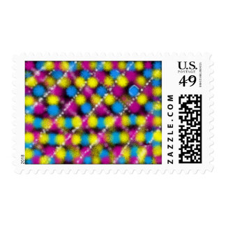 Psychedelic Grill Postage