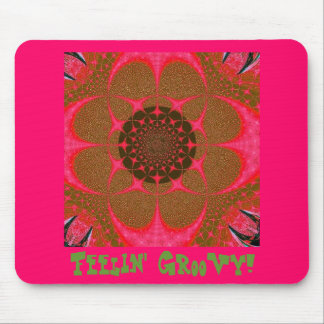 Psychedelic Groovy 6 Mouse Pads