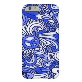 Psychedelic Groovy Guy iPhone 6 Case