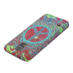 Psychedelic Groovy Trippy Peace Sign Galaxy S5 Case