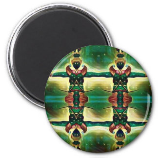 Psychedelic Guard Magnet