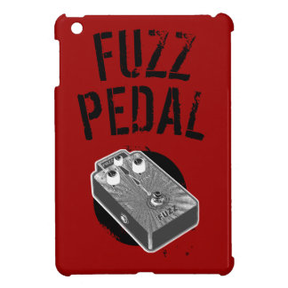 Psychedelic Guitar Fuzz Black & White Case For The iPad Mini
